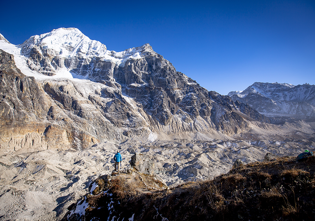 The treacherous terrain of Nepal will challenge even the most experienced backpacker.